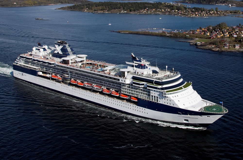 Celebrity Constellation Cruises to the Eastern Mediterranean