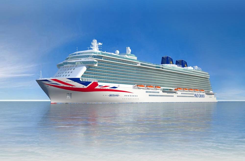 Cruise Mediterranean From 949 Itinerary Britannia PO