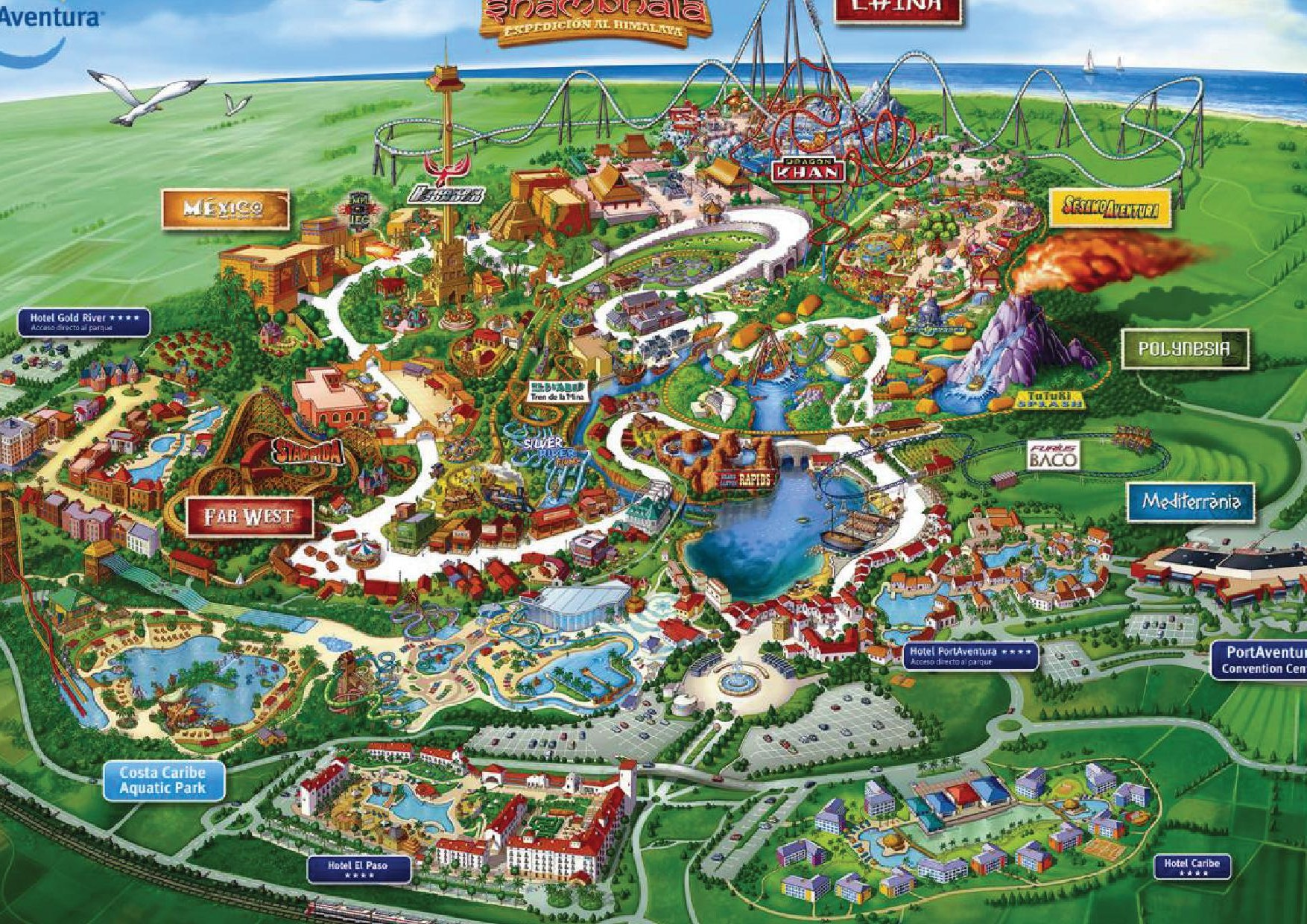 deals hotel tickets in portaventura