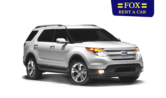 Rent Cars With Fox Rent A Car In Us Car Hire Fox Rent A Car Cheap Car Hire On Logitravel