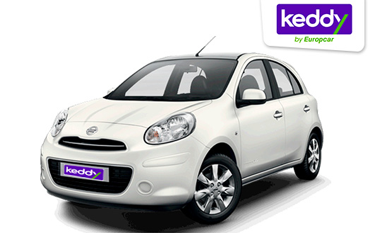 Rent Cars With Keddy By Europcar In Ireland Car Hire Keddy By