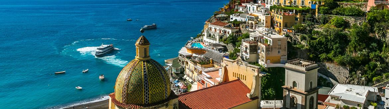 Italy: Rome, Naples, Amalfi and Capri, classic tour