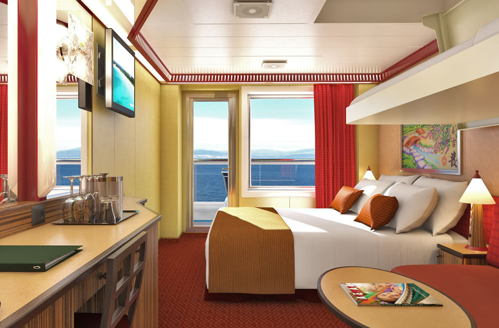 Deck Lido 9 Of The Ship Carnival Splendor Carnival Cruise