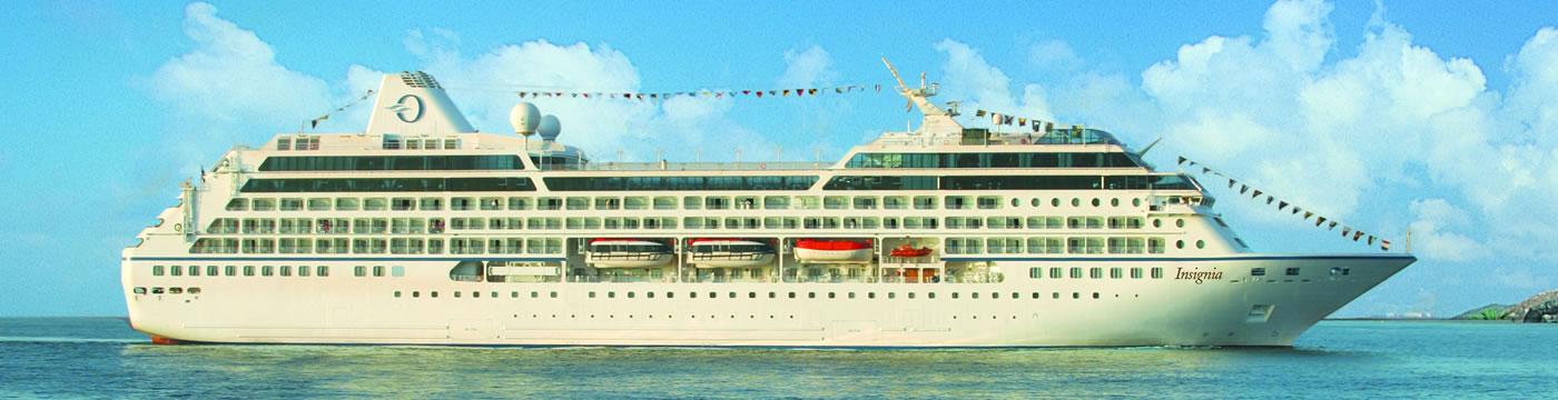 Ship reviews Insignia, Oceania Cruises - Logitravel