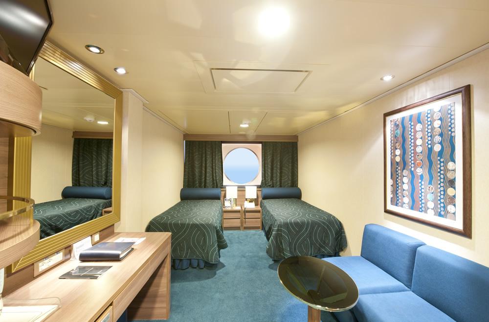 Ship categories and cabins MSC Splendida, MSC Cruises ...