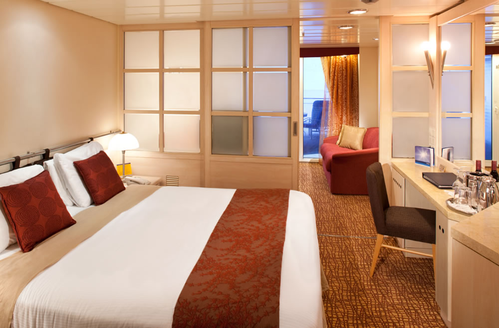 Celebrity Summit Stateroom Pictures and Descriptions on ...