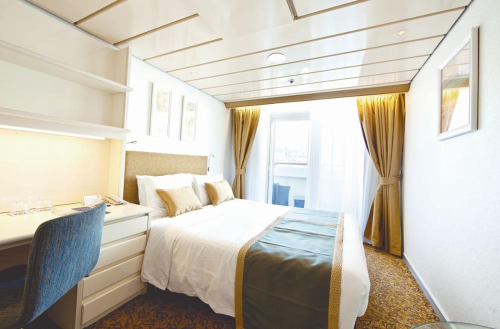 Ship Categories And Cabins Horizon Pullmantur Logitravel
