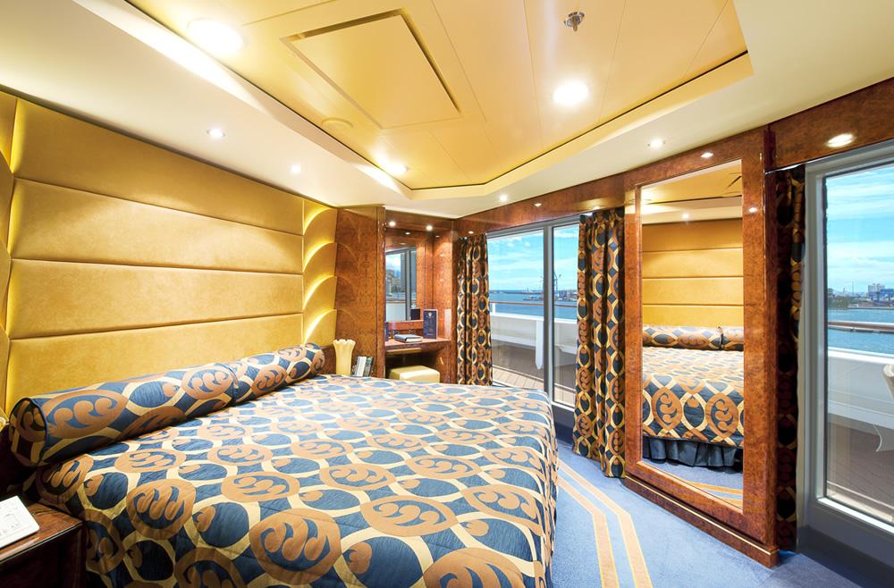 Deck 10 Guinone of the ship MSC Divina, MSC Cruises ...