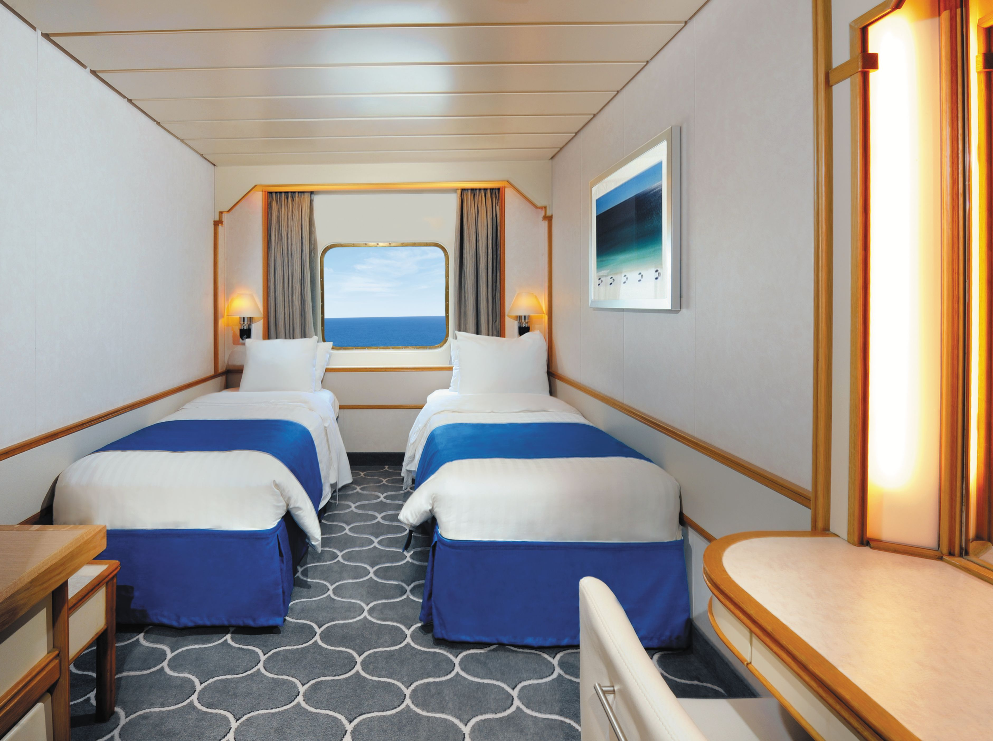 Ship Categories And Cabins Empress Of The Seas Royal Caribbean