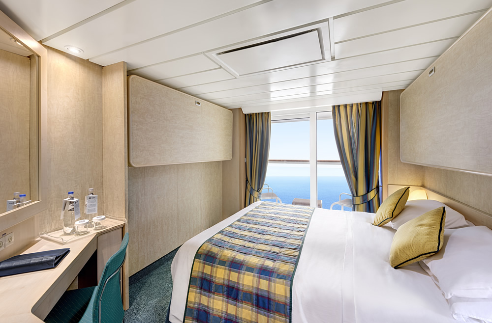 Ship categories and cabins MSC Armonia, MSC Cruises ...