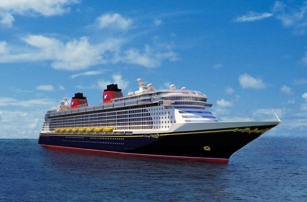 The Bahamas Cruise From Ship Disney Fantasy Disney Cruise - Titanic cruise ship comparison