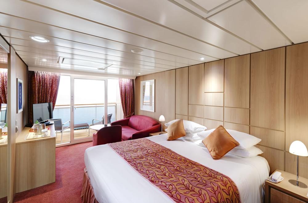 Deck Bizet 12 Of The Ship Msc Sinfonia Msc Cruises Logitravel Co Uk
