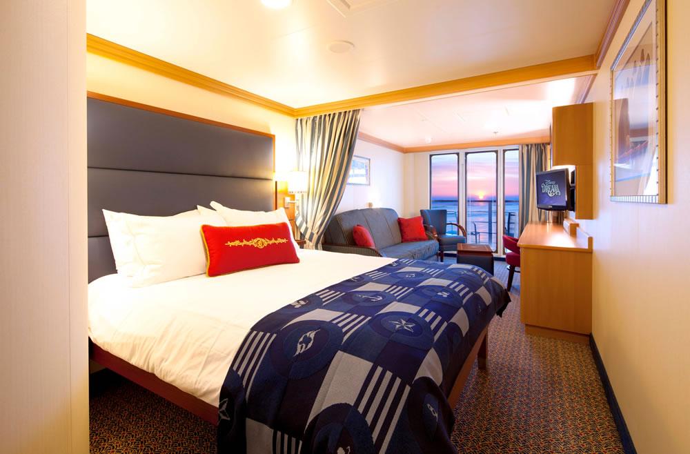 Deck Deck 6 Of The Ship Disney Dream, Disney Cruise Line