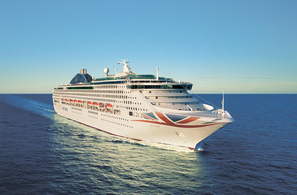 Malta Croatia Italy Cruise From Ship Oceana PO Cruises - Italy cruises