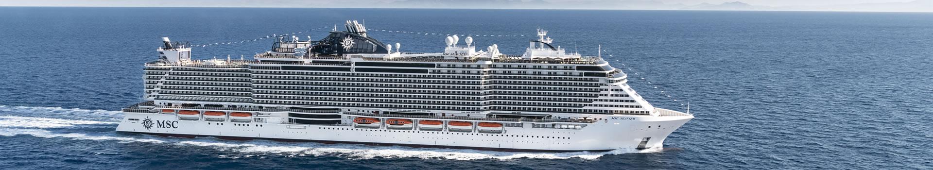 Photo and Video gallery MSC Seaview, MSC Cruises - Logitravel