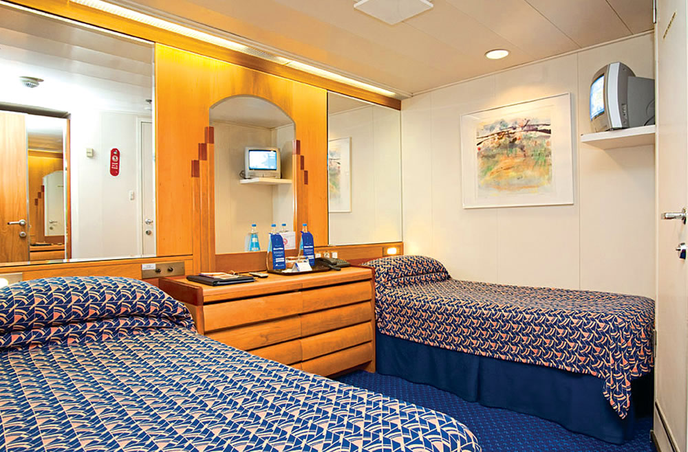 deck 10 columbus deck of the ship marco polo cruise and. Black Bedroom Furniture Sets. Home Design Ideas