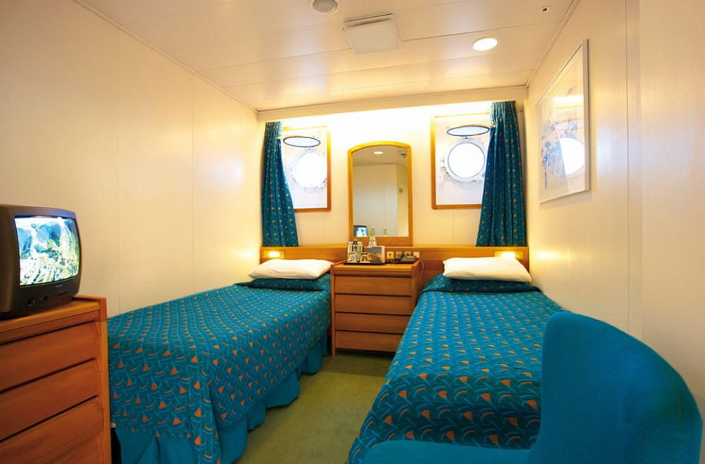 ship categories and cabins marco polo cruise and maritime. Black Bedroom Furniture Sets. Home Design Ideas