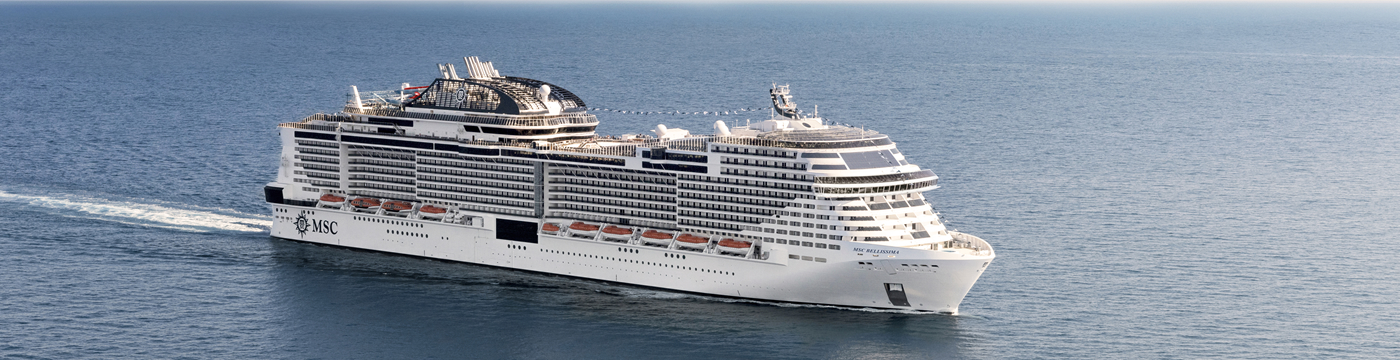 Ship reviews MSC Bellissima, MSC Cruises - Logitravel