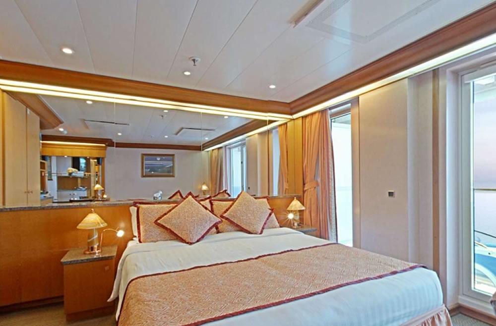 Deck 5 Orfeo Of The Ship Costa Mediterranea Costa