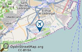 Airport Barcelona