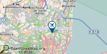 Airport Lisbon