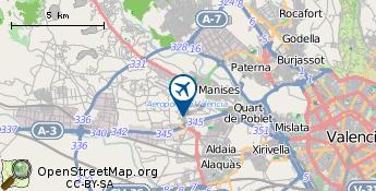 Airport Valencia