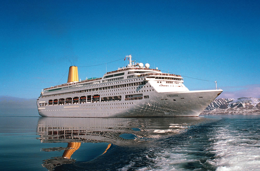 Click For Dates Prices Oriana PO Cruises Logitravelcouk - Oriana cruise ship