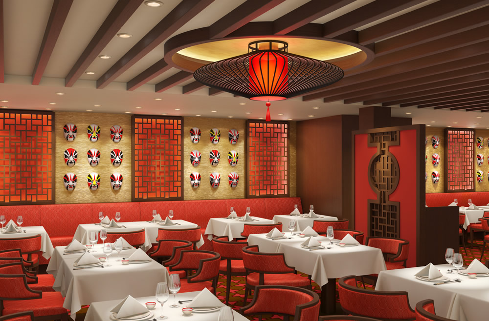 Image result for costa venezia restaurants