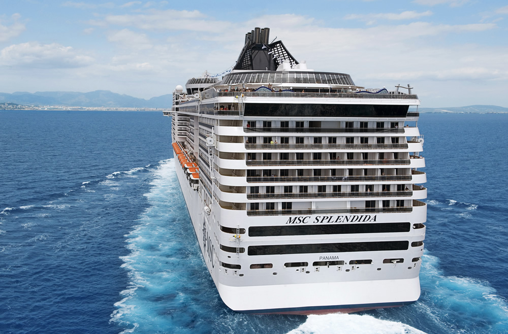 Click for Dates & Prices MSC Splendida, MSC Cruises ...
