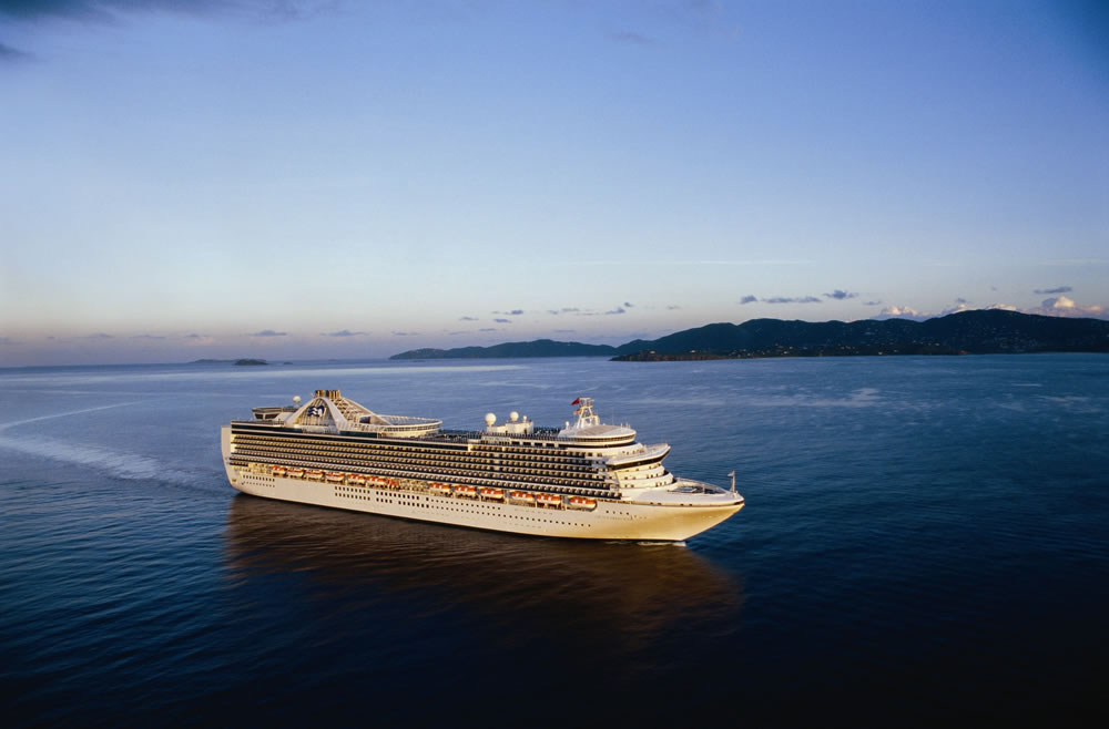 Ship photo gallery Crown Princess Photo and