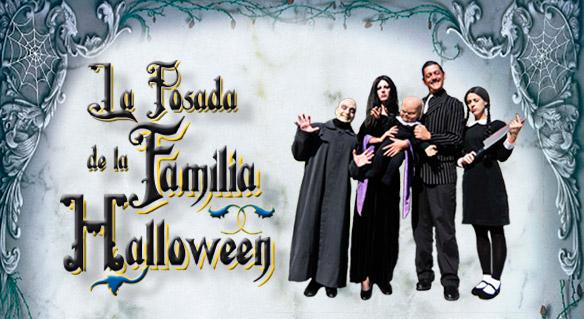 Halloween Family Lodge