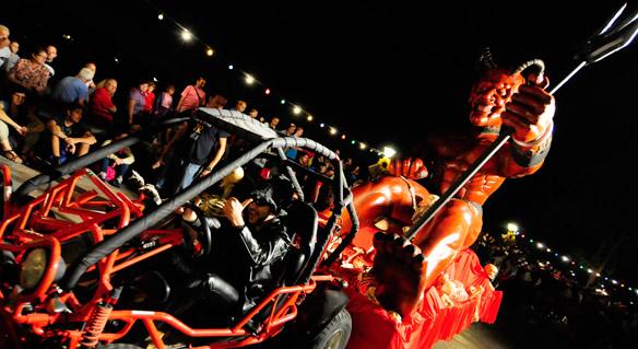 Halloween Parade Show