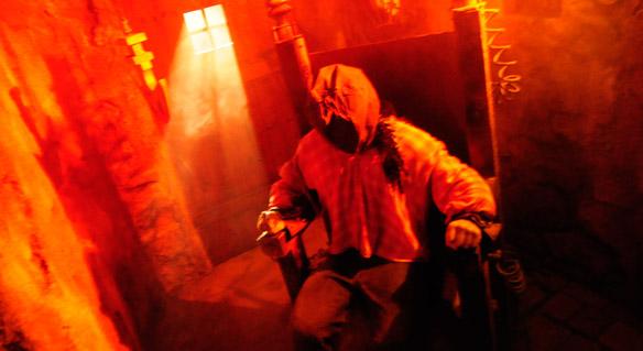 Horror in Penitence Show