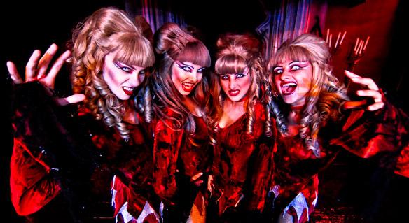Vampires show