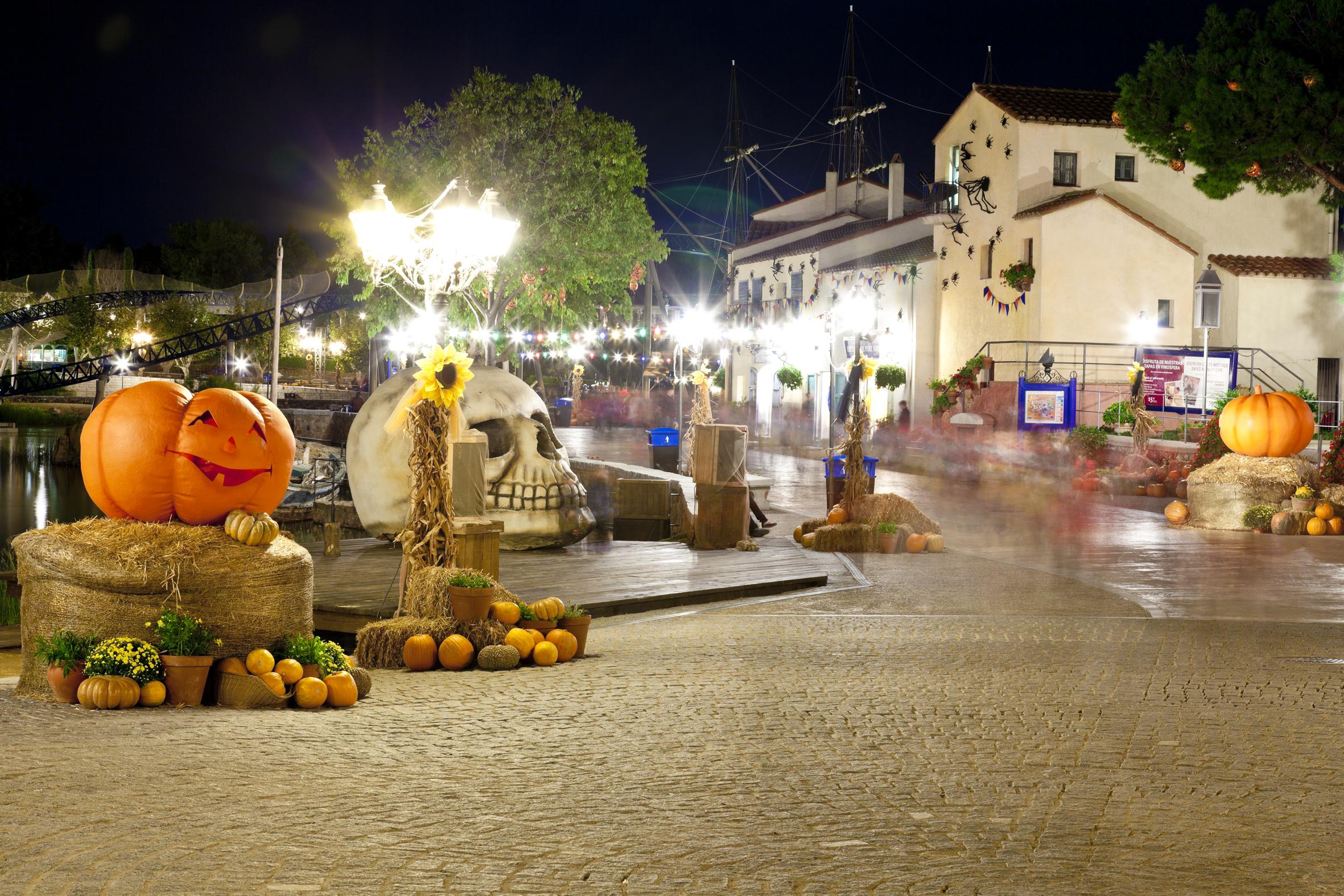 Halloween in PortAventura