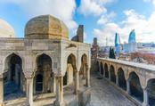 Flights London Baku , LON - BAK