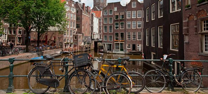 Best price to Amsterdam