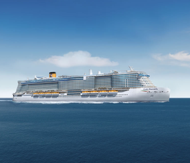 Staterooms And Cabin Types For Costa Firenze Cruise Ship Costa Cruises Logitravel