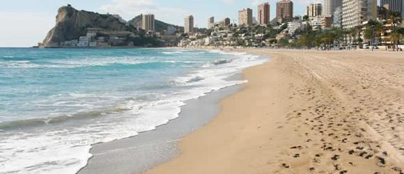 Hotels in Benidorm