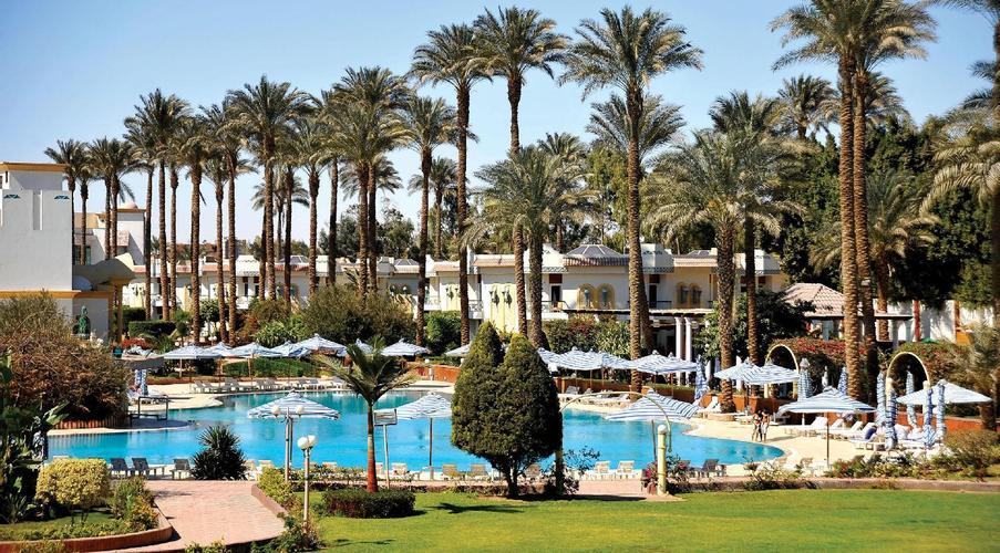 Cataract Pyramids Resort Cairo From 6 Logitravel