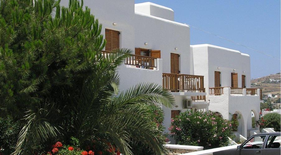 Hotel Eri, Paros from £ 24 - logitravel